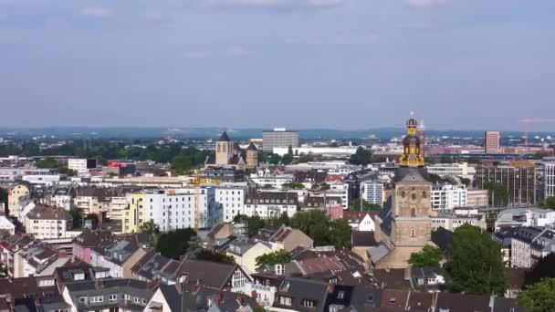 Über den Dächern von Köln - Luftaufnahmen