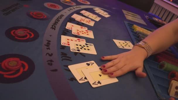 Blackjack-Casino-Spiel