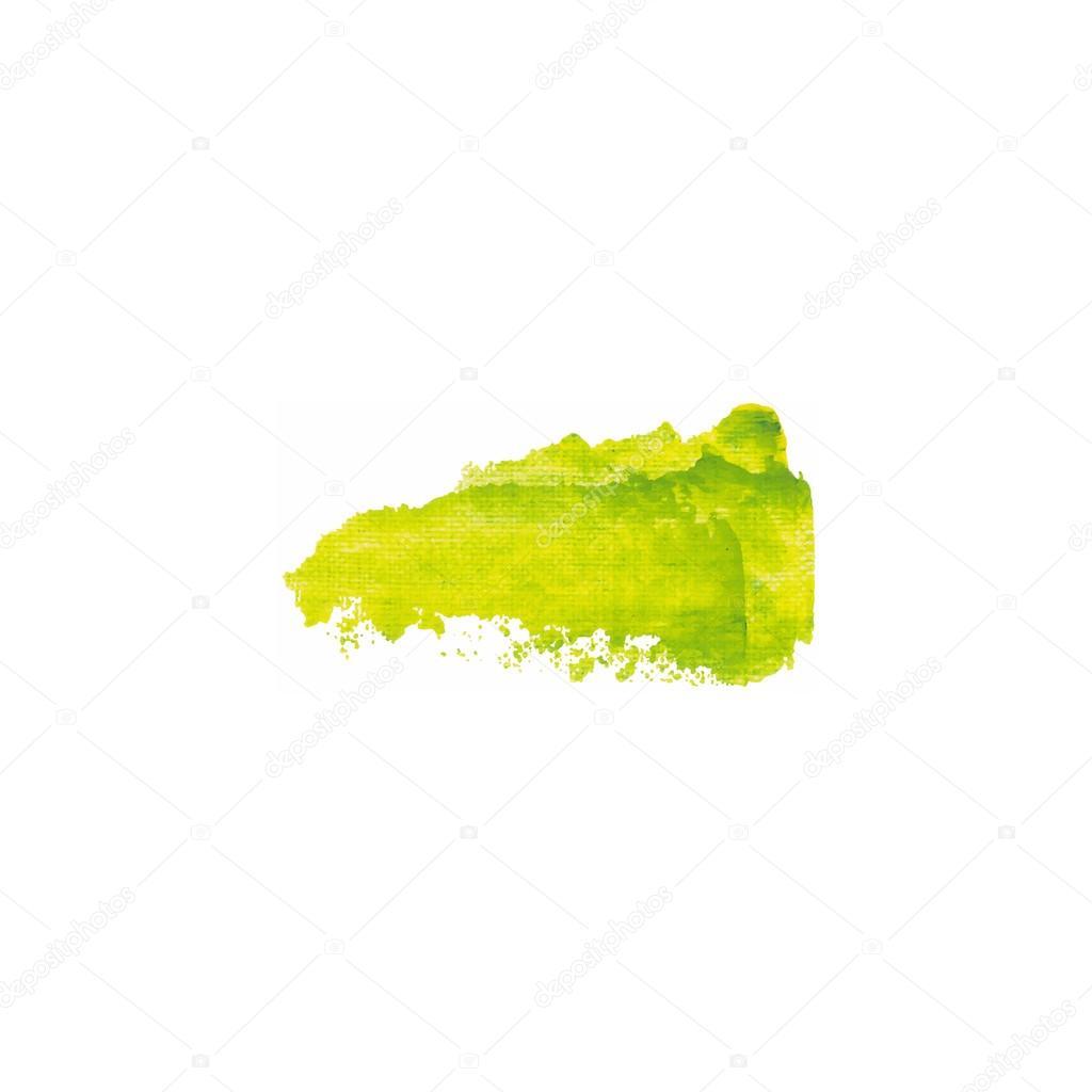 Varnish Green Paint