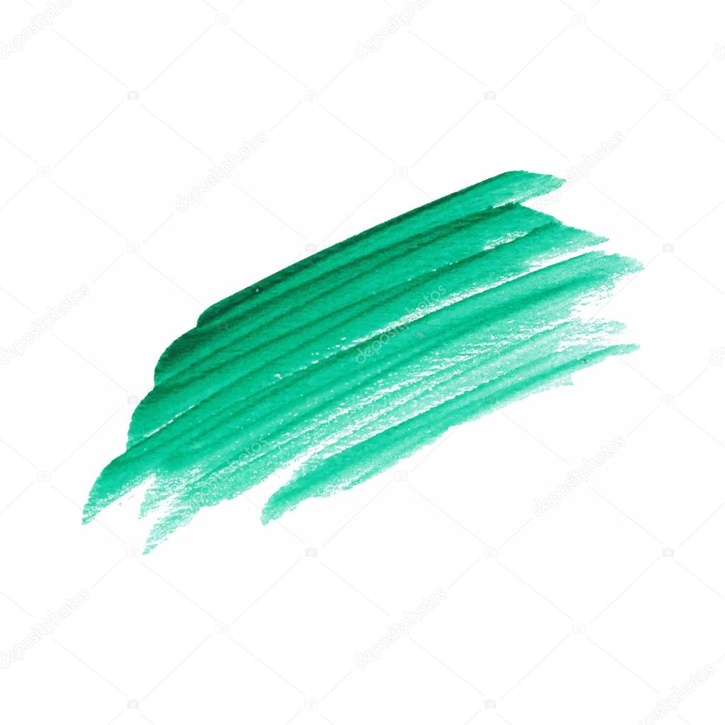 color smear vector brush stroke varnish splash line trace abstract