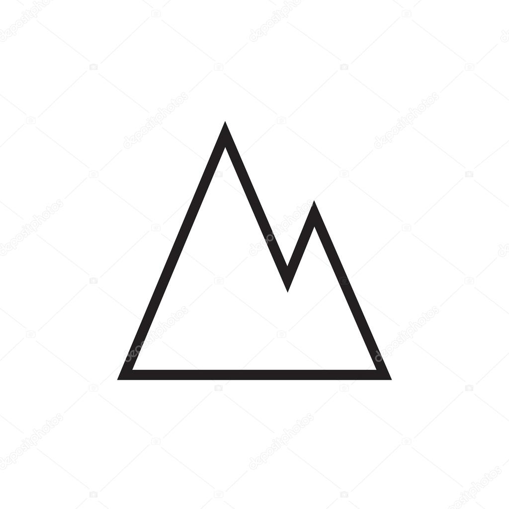 Berge Symbol