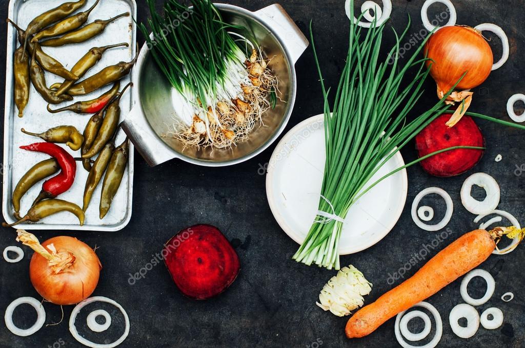 Dieta de cebolla y repollo