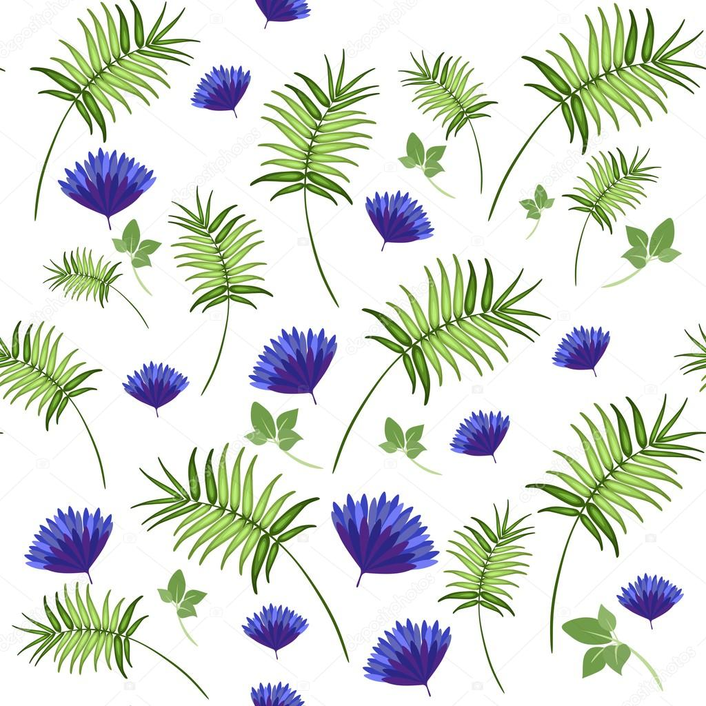 Floral Vector Pattern