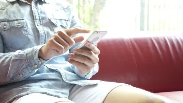 Using Internet on Smartphone