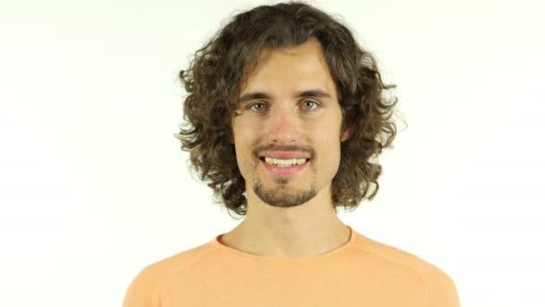Portrét úspěšný podnikatel s úsměvem důvěryhodný