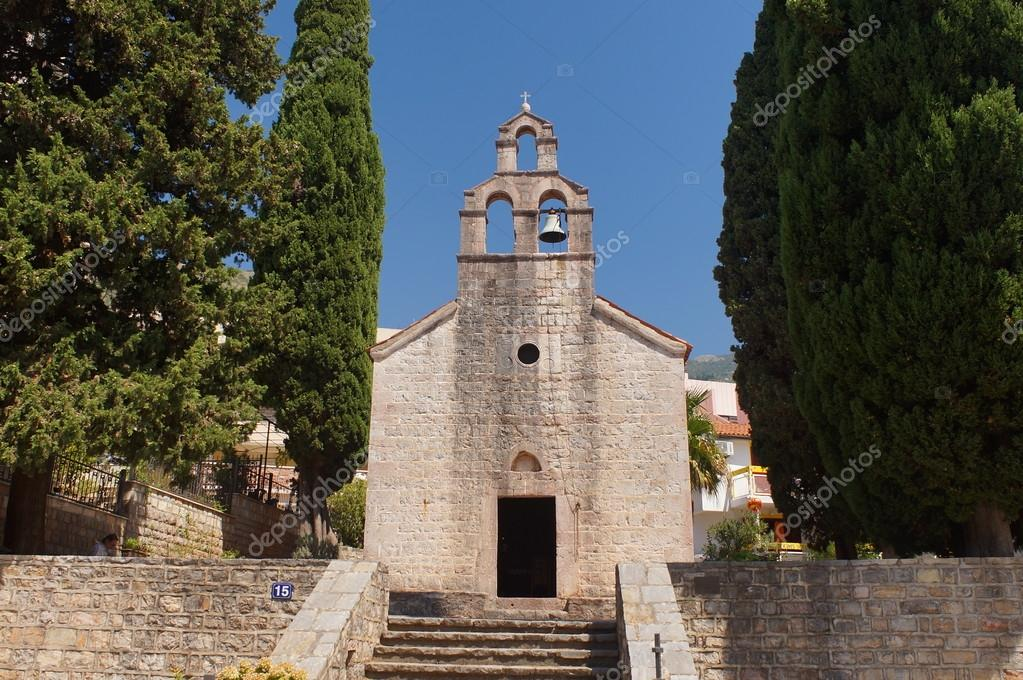 The old Catholic Church in Montenegro, Petrovac1