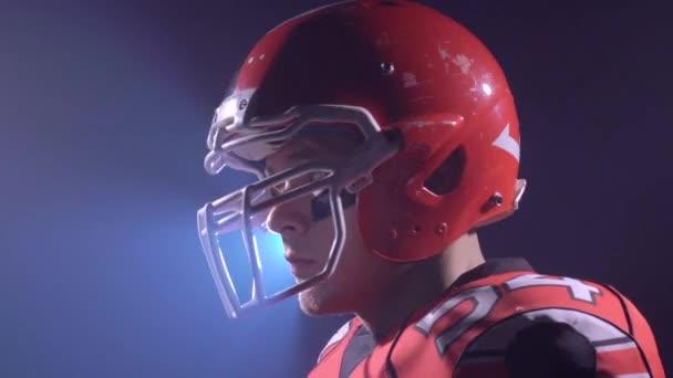Keresi, hogy kamerát brutális amerikaifutball-játékos