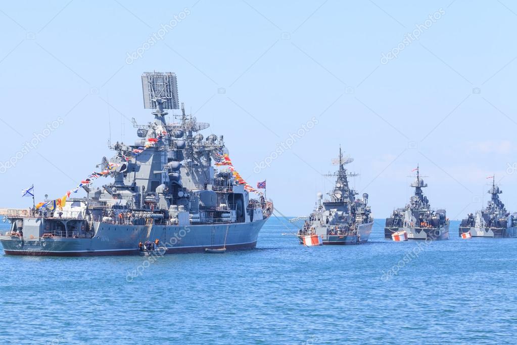 ロシア海軍黒海艦隊の艦船 - ス...