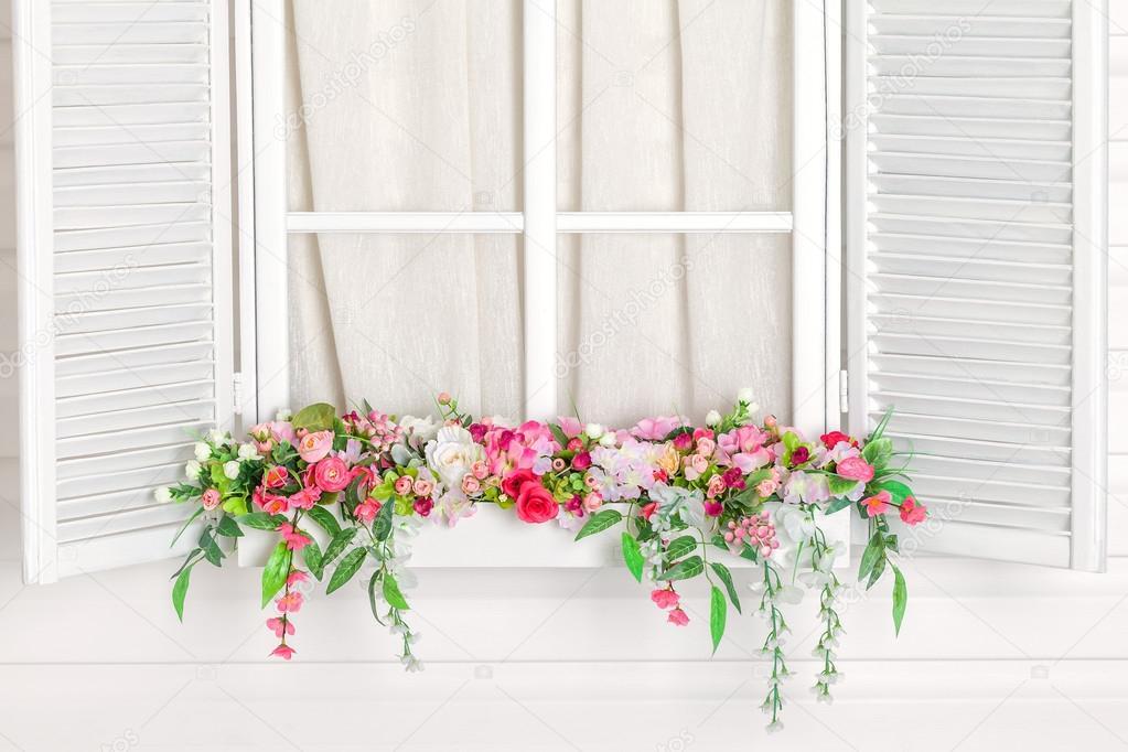 fiori davanzale