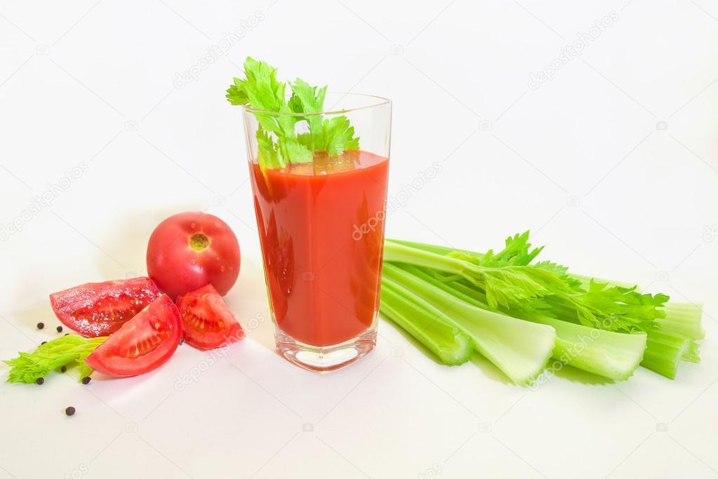 licuado de tomate y zanahoria