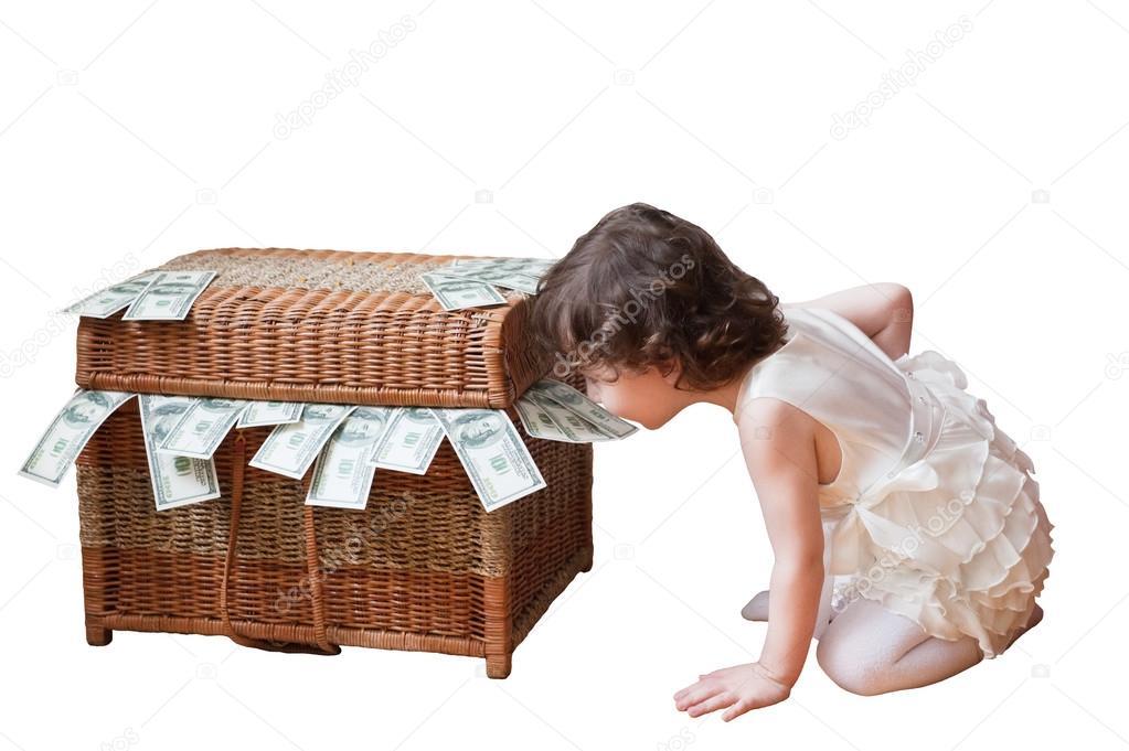 hitta födelsedag skatt, flicka, barn, present, födelsedag, bank, pirater, finans  hitta födelsedag