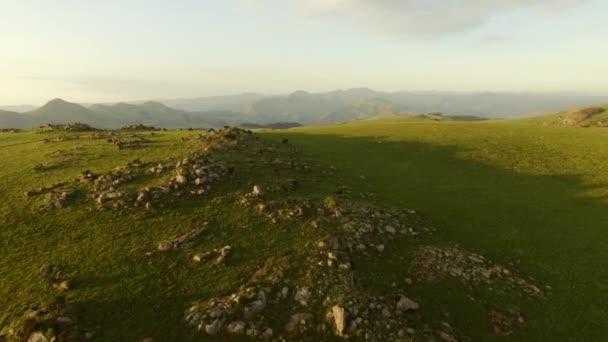 African mountain landscape