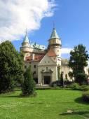 Fotografie Vstup do hradu Bojnice, Slovensko