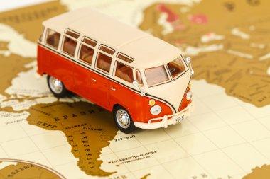 Volkswagen Camper toy