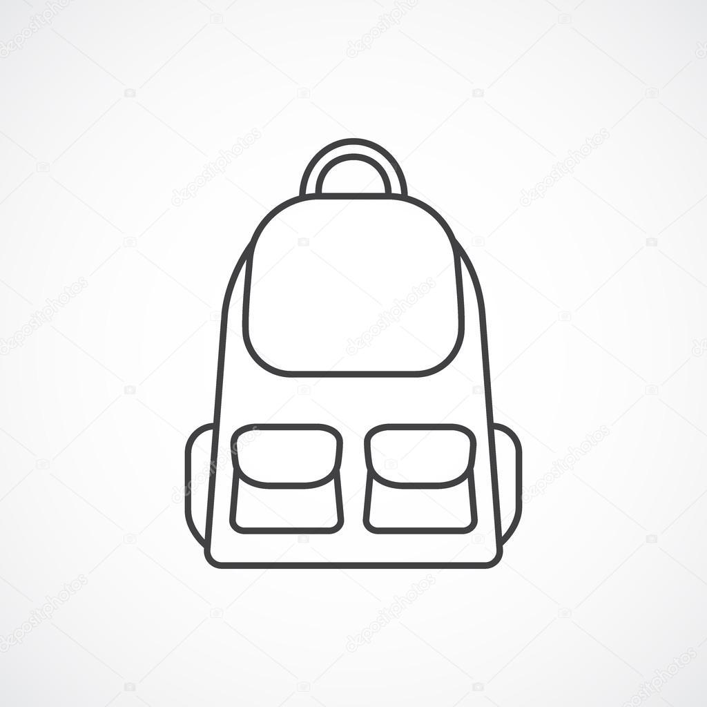 Рюкзак векторе рюкзаки для девочек 4 лет