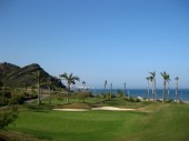 Golfové hřiště a luxusní vily