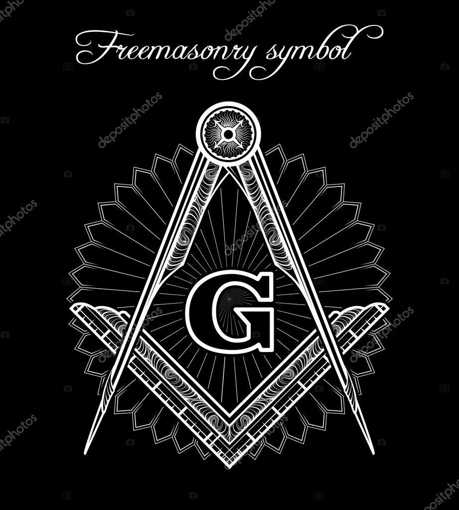 Mystical Illuminati Brotherhood Sign Stock Vector Vectortatu
