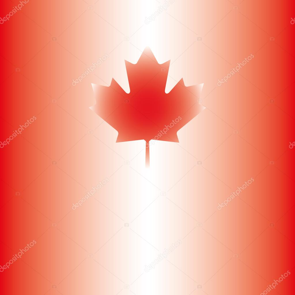 canada background abstract canadian flag u2014 stock vector