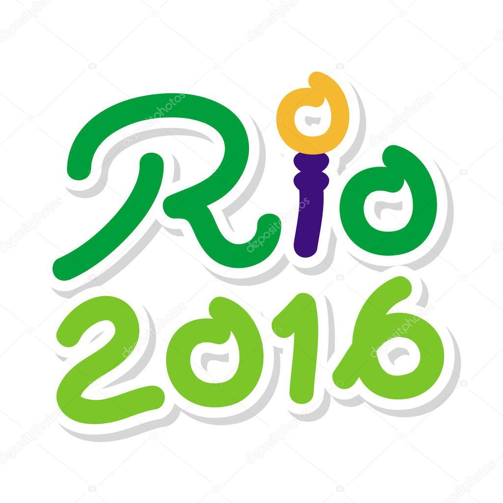 Logo symbol brazil 2016 rio de janeiro for olympic games isolated logo symbol brazil 2016 rio de janeiro for olympic games isolated on white background stock biocorpaavc