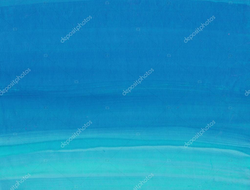 Abstract blue watercolor background — Stock Photo © lesichkalll27