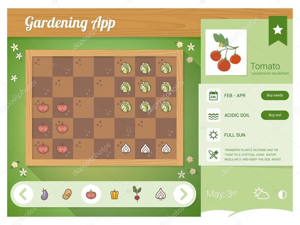Garden planner apps