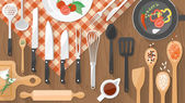 Fotografia Cibo e cucina banner