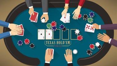 Hold'em poker banner