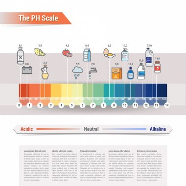 PH color scale
