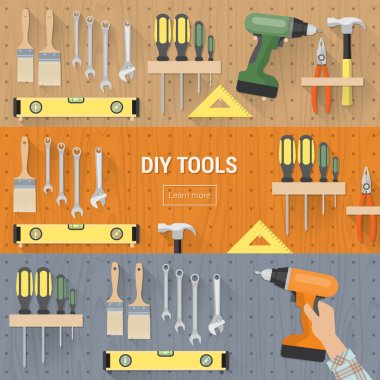 DIY tools for carpentry
