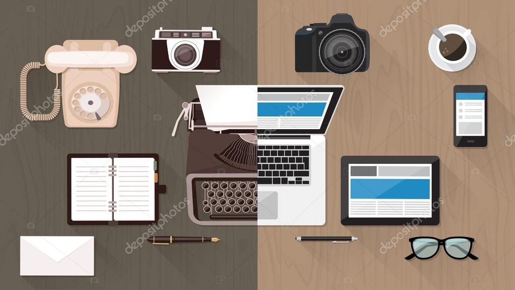 evolution of technology - 1000×562