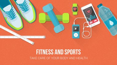 Sports and physical activity equipment