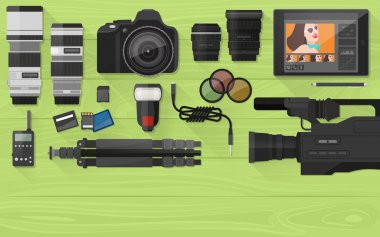Video making and photography