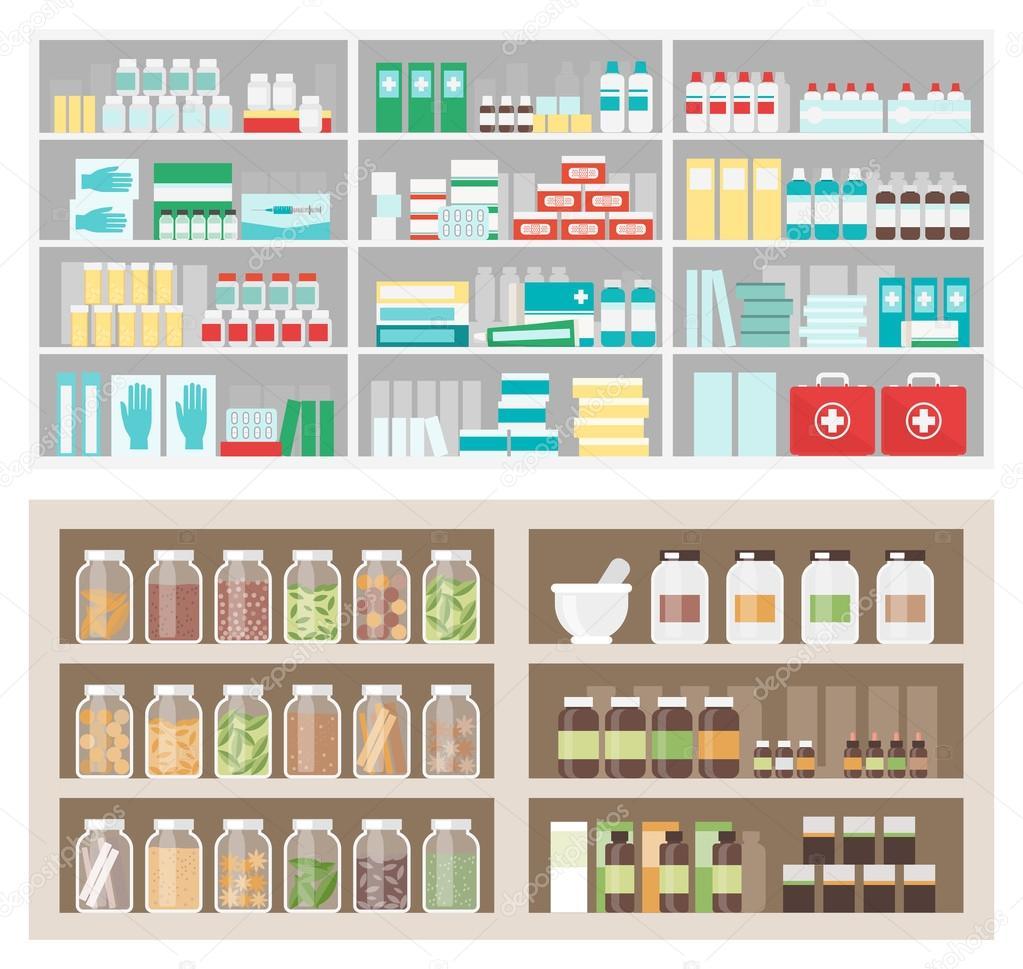 аптечные полки картинка правило