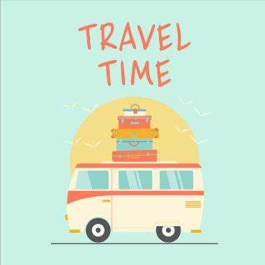 retro travel time.