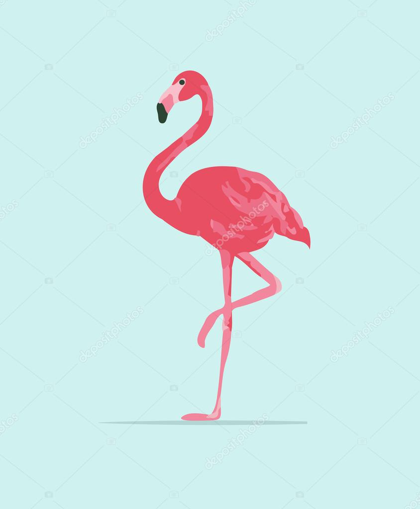 flamant rose illustration vectorielle image vectorielle 110024828. Black Bedroom Furniture Sets. Home Design Ideas