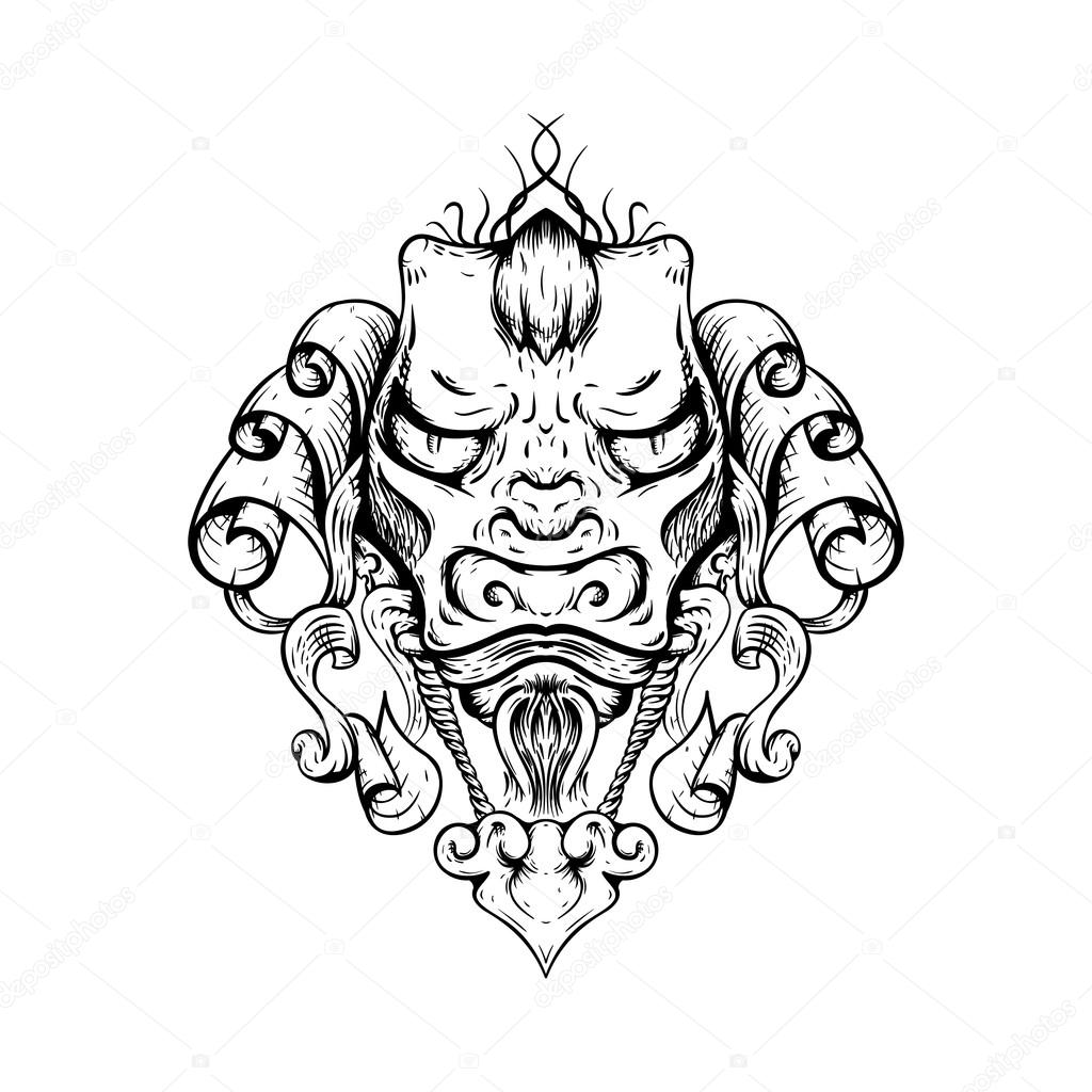 asian-tiger-tattoo-design