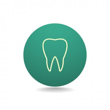 human tooth Icon