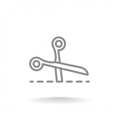 open scissors icon