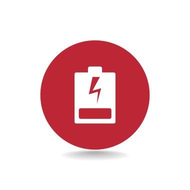 accumulator battery icon