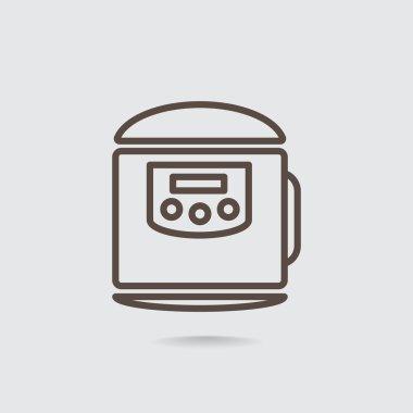 icon pressure cooker
