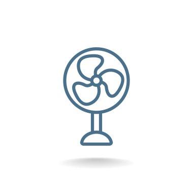 blower fan icon