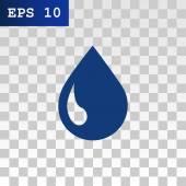 ikona webové tekuté kapičky