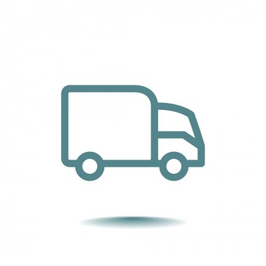 home delivery web icon