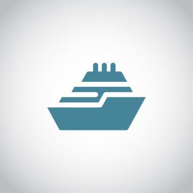 ship web icon.