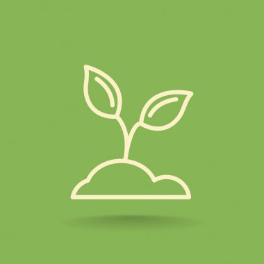 sprout ecology icon