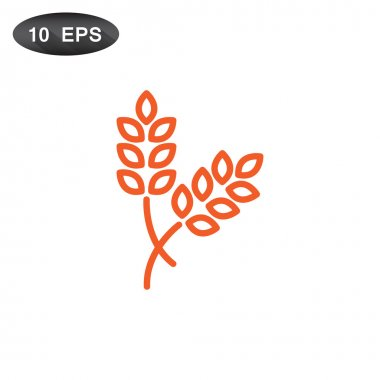 mature of wheat icon