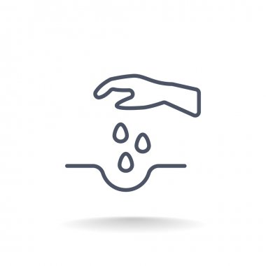 sowing seeds icon