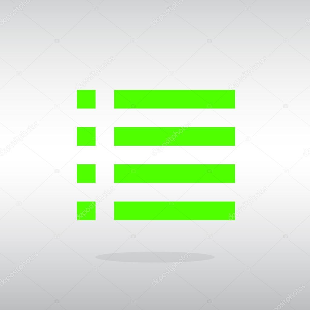 icono de la lista de verificación — Vector de stock © Mr.Webicon ...