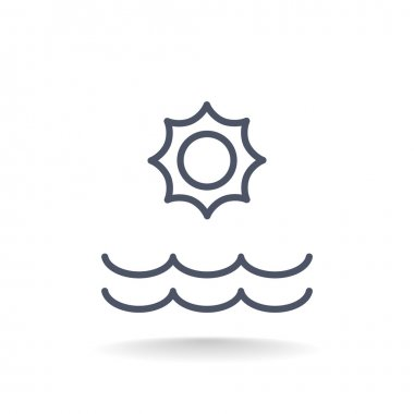 Summer Sun And Sea icon