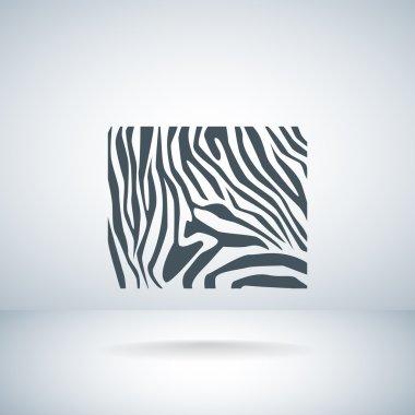 Zebra Stripes pattern symbol